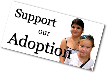 Support our Adoption