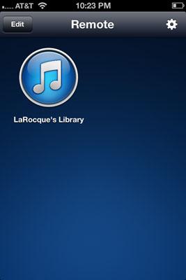 iOS Remote